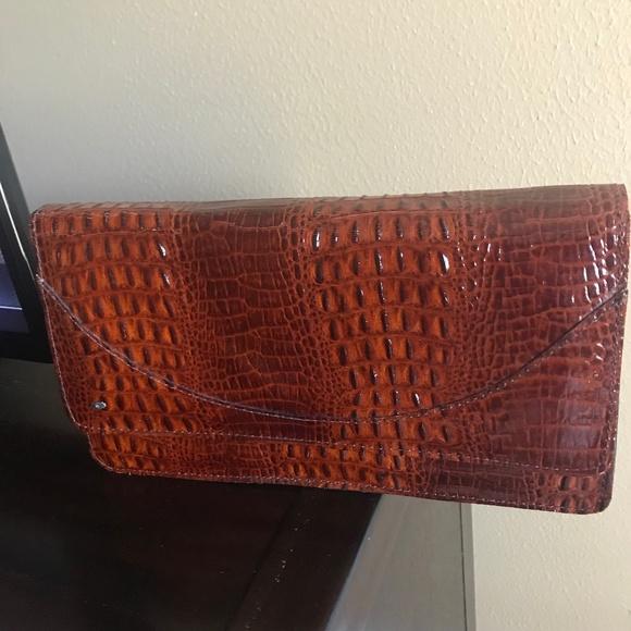 Handbags - Alligator Clutch Bag